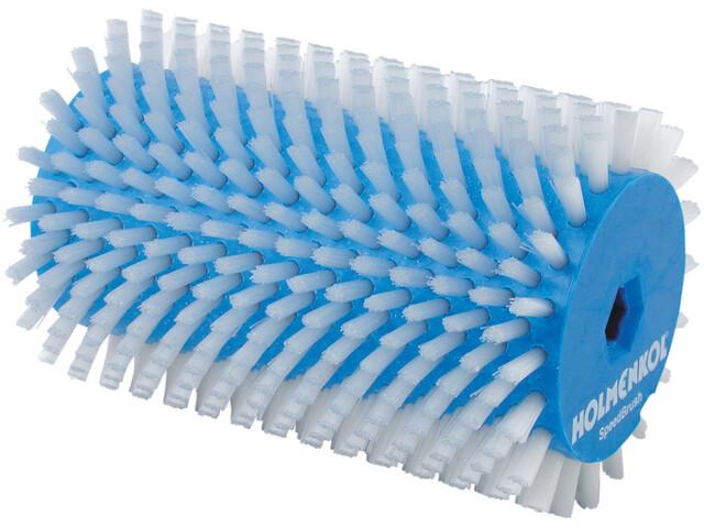 Holmenkol SpeedBrushNylon - azul/transparente